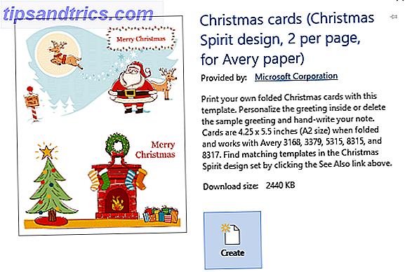 Encontre modelos gratuitos do Microsoft Office para o Natal aqui