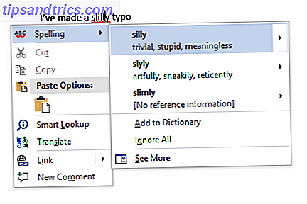 Você pode personalizar as ferramentas internas de verificação ortográfica e gramatical do Microsoft Word para atender às suas necessidades.  Você pode até usar a AutoCorreção para acelerar sua digitação.