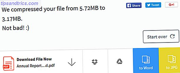 Så här komprimerar du en PDF med gratis verktyg