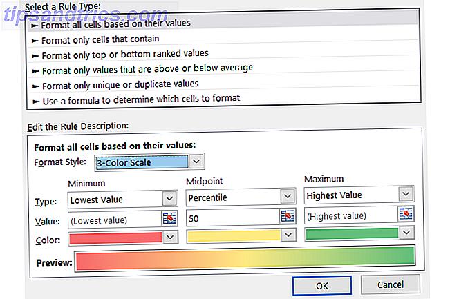La funzione di formattazione condizionale di Excel consente di formattare singole celle in un foglio di calcolo di Excel in base al loro valore.  Ti mostriamo come usarlo per varie attività quotidiane.