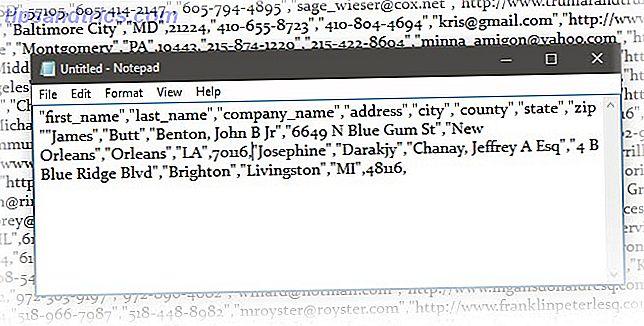 Så här konverterar du avgränsade textfiler till Excel-kalkylblad