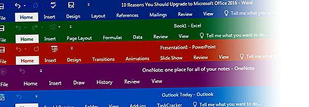 Microsoft Office 2016 är här och det är dags för dig att fatta ett beslut.  Produktivitetsfrågan är - ska du uppgradera?  Vi ger dig de nya funktionerna och de fräschare skälen till att hjälpa dig att bestämma.