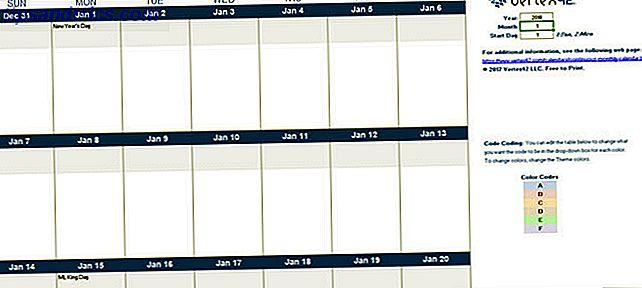 Que vous ayez besoin d'un calendrier hebdomadaire, mensuel ou annuel, ces modèles de calendrier imprimables gratuits pour Microsoft Office peuvent vous aider à rester organisé cette année.