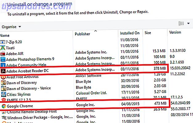 Un lector de PDF suele ser una de las primeras herramientas que las personas instalan en su nueva computadora.  No es glamoroso ni sexy, pero es una herramienta vital en su arsenal de productividad.  ¿O es eso?