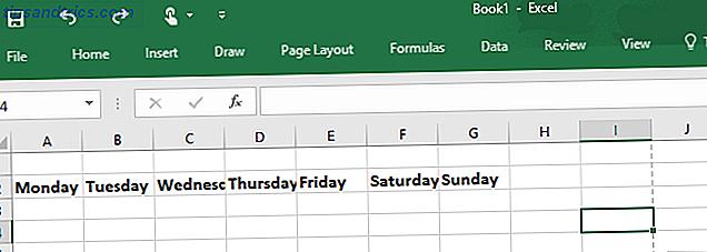 Come Fare Un Calendario.Come Creare Un Modello Di Calendario In Excel