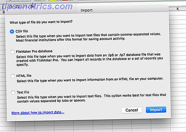 Hatten Sie jemals Probleme beim Importieren oder Exportieren von Daten in eine Tabelle?  Dieses Tutorial hilft Ihnen dabei, Daten zwischen Microsoft Excel, CSV, HTML und anderen Dateiformaten zu übertragen.