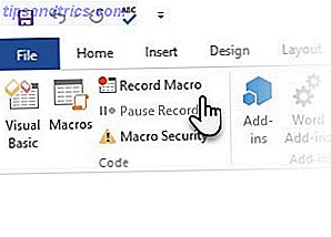Si vous utilisez plusieurs fois un symbole spécial dans des documents Microsoft Word, il est logique de créer un bouton permanent pour ces symboles.  Utilisez cette méthode pour le faire.