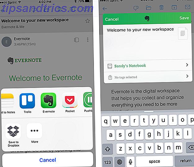 4 Tipps, um Evernote optimal zu nutzen
