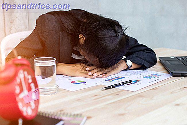 La meilleure façon d'augmenter votre productivité?  Travailler moins!