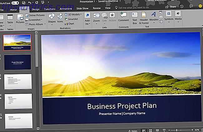 Avez-vous à payer pour Microsoft PowerPoint 2016 ou est-ce que le PowerPoint Online gratuit est assez bon?  Découvrez dans notre comparaison.
