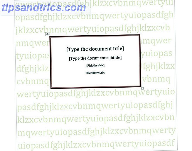 15 meilleurs mod u00e8les de page de garde microsoft word