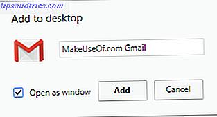 So verwenden Sie Google Mail wie einen Desktop-E-Mail-Client in 7 einfachen Schritten