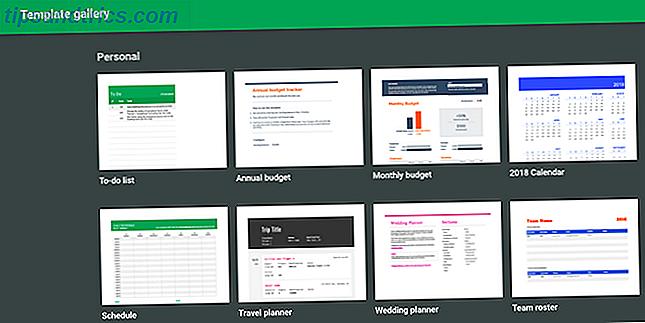 Con las capacidades para compartir de Google Sheet y algunas plantillas sólidas y fáciles de usar, puede estar al tanto de su presupuesto, agenda, lista de tareas pendientes y más.