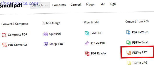 Vuoi convertire un PDF in una presentazione di PowerPoint?  È difficile nel migliore dei casi, ma questi convertitori di file cercano di fare un buon lavoro.