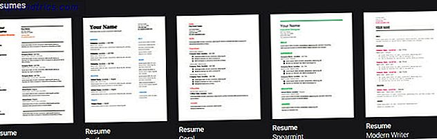 Google Docs Lebenslauf Vorlagen