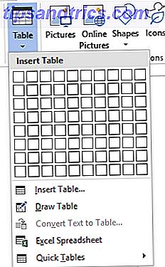 Excel est tellement dominant que beaucoup de gens ne savent même pas que Word a quelques outils de base pour faire des maths.  Par exemple, voici comment ajouter facilement des lignes dans une table.