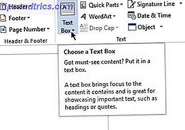 Use este truque para melhorar o posicionamento da tabela no Microsoft Word
