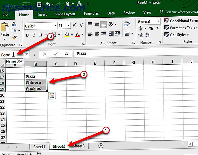 Excel admite opciones versátiles de listas desplegables.  Úselos para controlar la entrada del usuario.  Le mostraremos cómo agregar listas desplegables a sus hojas de cálculo de Excel.
