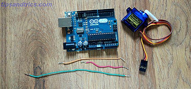 Sådan styrer du din Arduino Brug af JavaScript