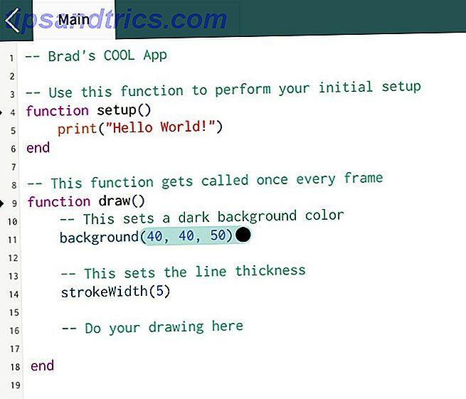 Cómo Codea te permite crear tus propias aplicaciones para iPad