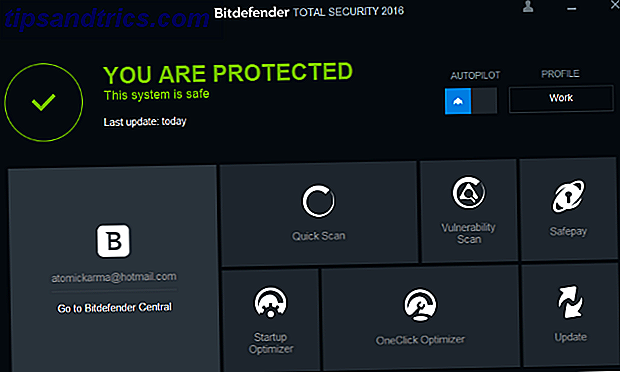 Bitdefender Total Security 2016 Giveaway;  Parrot Bebop Quadcopter med Skycontroller Bundle!