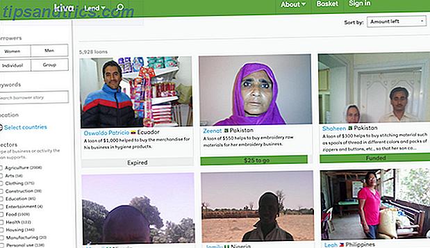 9 maneiras que você pode doar para causas de caridade on-line