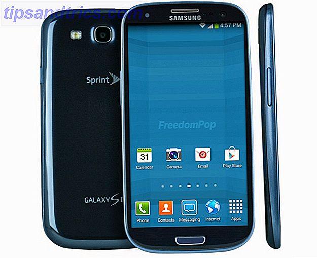 Leve de volta seu smartphone com o plano gratuito de telefone da FreedomPop