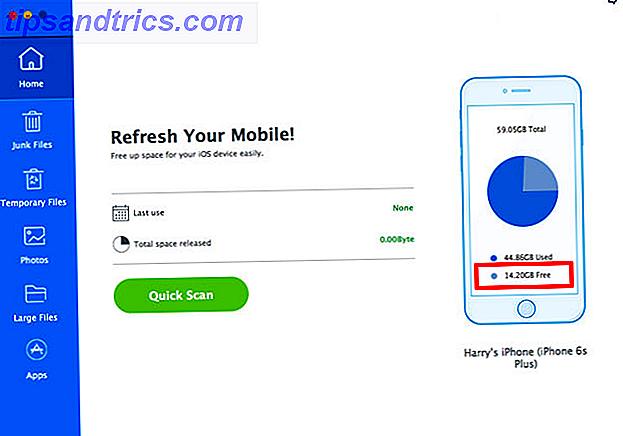 Review: iMyfone Umate behauptet, Platz auf iOS zu machen ... und tatsächlich tut es