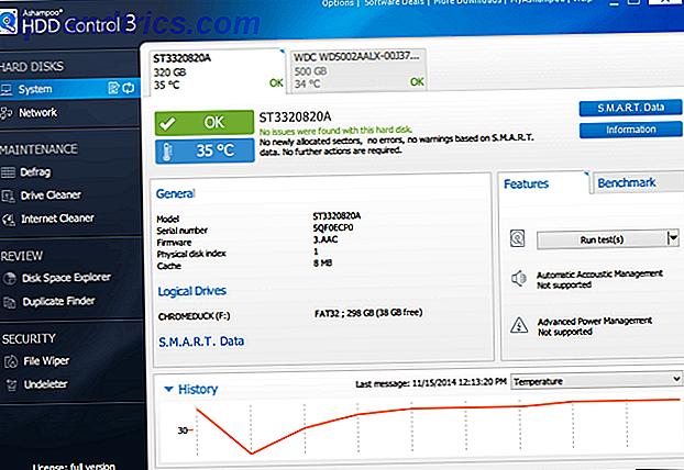 Halten Sie Ihre Festplatte gesund mit Ashampoo HDD Control 3