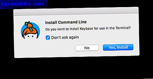 Parmi les nombreuses options open-source pour le clavardage crypté, Keybase se démarque en proposant des intégrations de médias sociaux intéressantes.
