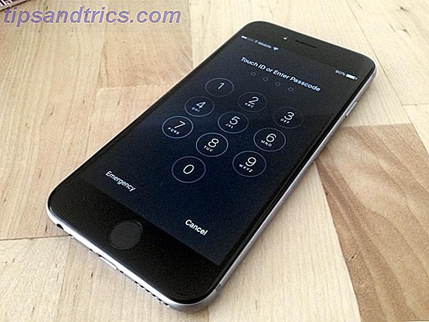 Sollten Sie Ihr Telefon mit einem Fingerabdruck oder einer PIN sichern?  Niemand wird wahrscheinlich Ihren Fingerabdruck erraten, aber ist er wirklich sicherer?  Könnte eine PIN sicherer sein?