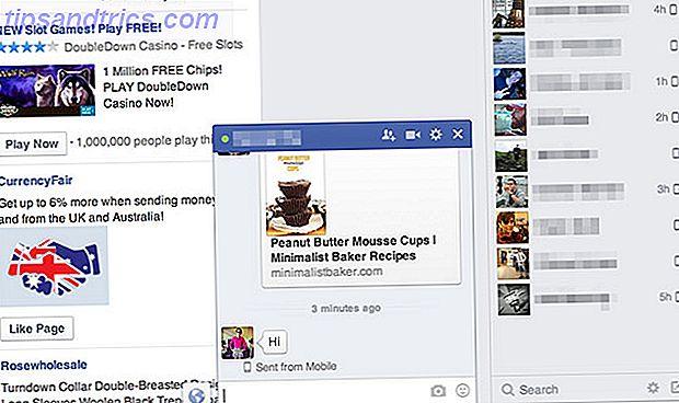 Facebook möchte Ihre persönlichen Nachrichten verwenden und sie verwenden, um Sie mit mehr Werbung anzusprechen.  Lass uns versuchen, sie aufzuhalten.