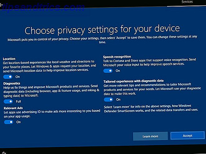 Windows 10 makers privacy