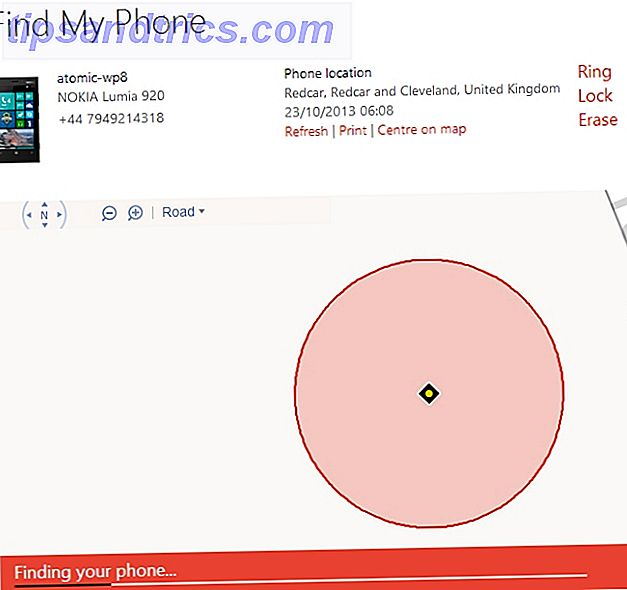 muo-WP8-findmyphone-map