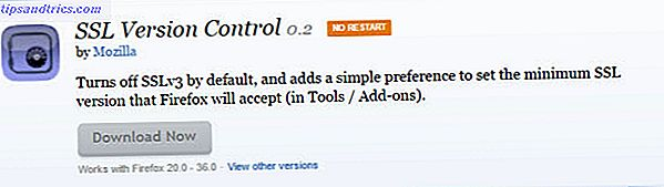 firefox-poedel-ssl-version-control-add-on