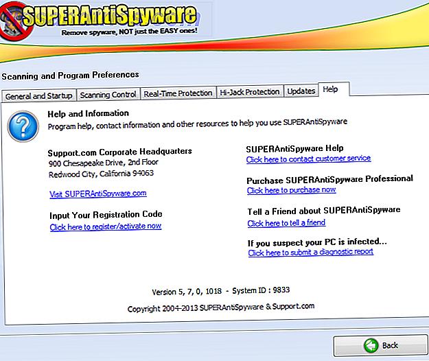 SUPERAntiSpyware è uno strumento vitale nella lotta contro il