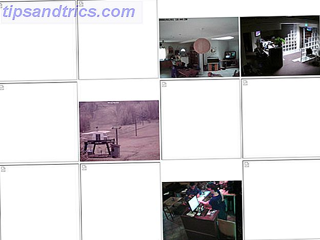 webcams exploradas