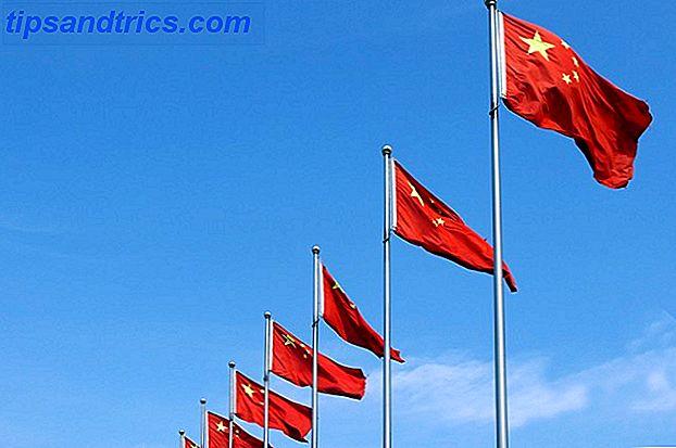 Demandas de seguridad de China en empresas tecnológicas de EE. UU. Deberían haberse preocupado