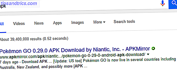 Você se tratou de Pokémon Go Malware? - tipsandtrics com