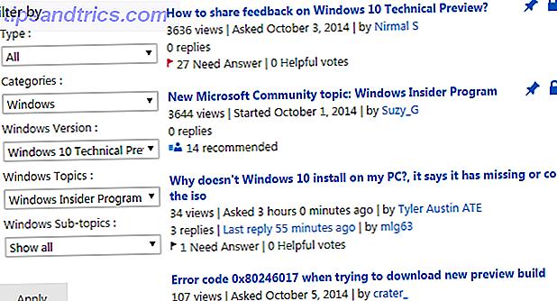 Se você acha que o Windows 10 é um keylogger, você não sabe nada sobre o propósito de uma Visualização Técnica.  Tudo bem porque estamos aqui para explicar.