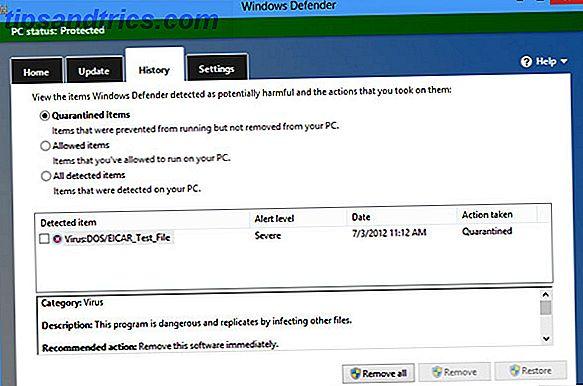 ¿Qué software de seguridad debe usar en Windows 10?