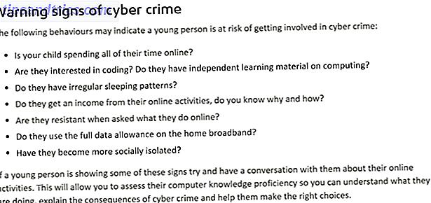 La NCA, le FBI britannique, a lancé une campagne pour dissuader les jeunes de commettre des crimes informatiques.  Mais leur conseil est si large que vous pourriez supposer que quiconque lit cet article est un hacker - même vous.