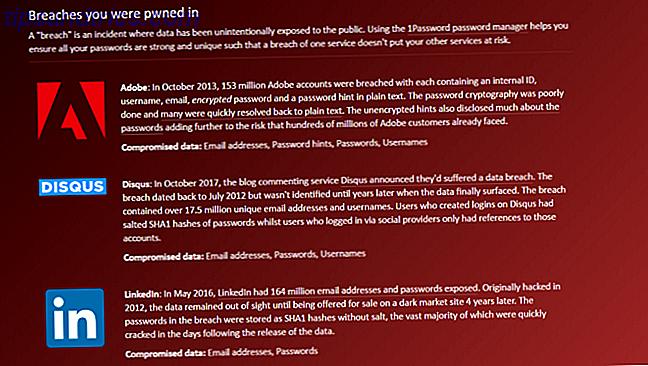 La mayoría de las filtraciones de datos se deben a infracciones de cuenta y pirateo.  A continuación, le mostramos cómo comprobar si sus cuentas en línea han sido pirateadas o comprometidas.