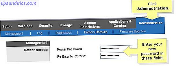 Linksys Router Settings