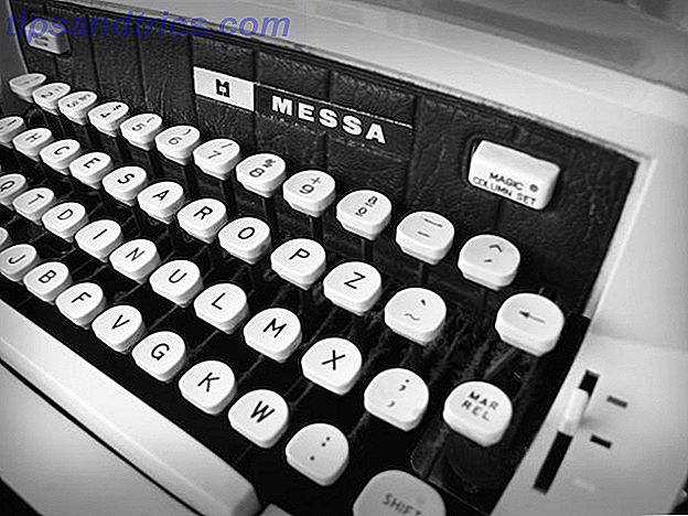 Je moeder had gelijk.  Die nieuwe, verwarde technologie is niet goed.  Schrijfmachines, roterende telefoons en zelfs eenmalige pads.  Dit zijn allemaal hele oude technologieën die vandaag allemaal kunnen worden gebruikt om de beveiliging te verbeteren.