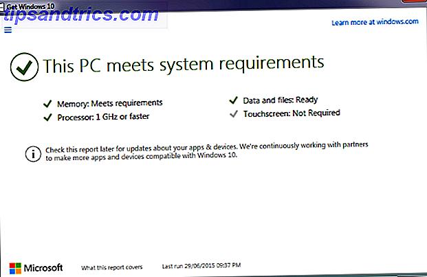 La mise à niveau Windows 10 est l'expérience de mise à niveau la plus simple et la plus douce que vous ayez jamais avec une machine Windows.  Pourvu que tout se passe bien.  Nous vous montrons comment jouer en toute sécurité et se préparer au pire.