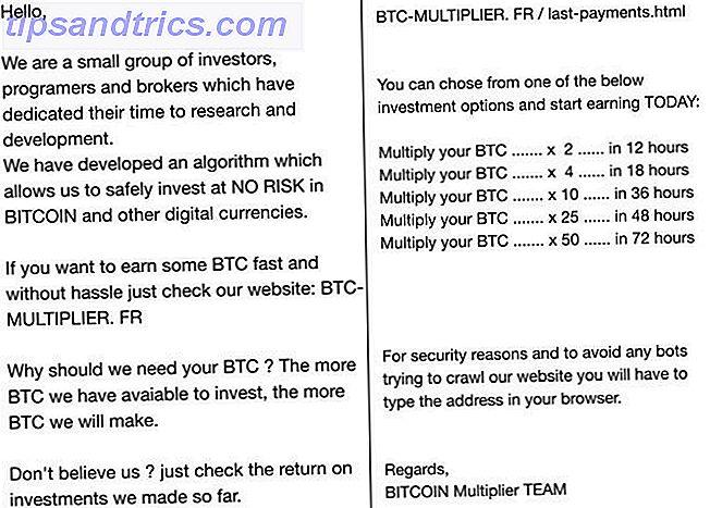 Si vous êtes intéressé à investir dans le monde un peu risqué de la crypto-monnaie, il y a quelques escroqueries courantes que vous devriez connaître.  Voici comment éviter d'être pris au dépourvu.
