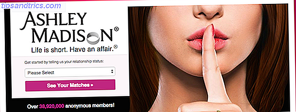De Ashley Madison-datingsite is onlangs gehackt door hackers die de hele database dreigden te lekken tenzij de site werd gesloten.  Deze week is de database gelekt.  Zijn jouw indiscrates op het punt om publiek te worden?