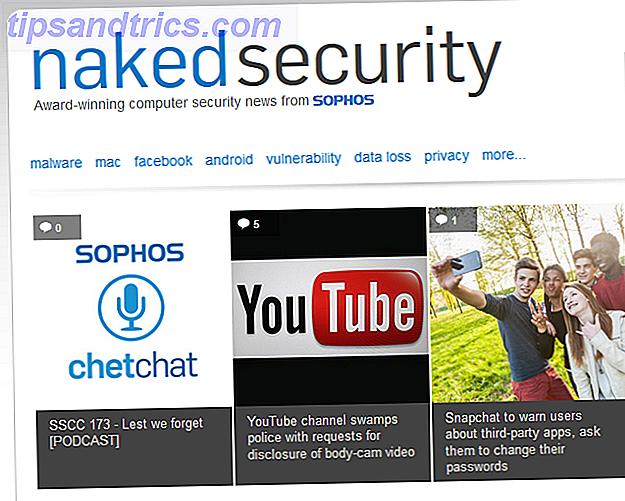 ¿Por qué la TV no es el lugar para buscar asesoramiento sobre ciberseguridad?