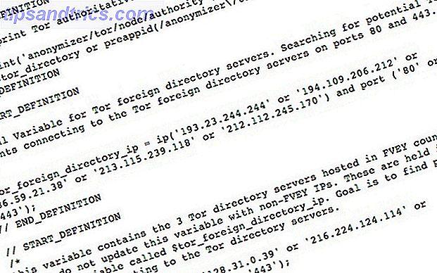 Votre intérêt pour la vie privée vous assurera que vous êtes ciblé par la NSA